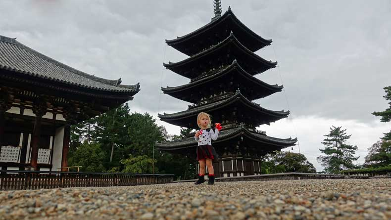 Nara Japan Things to See- Parenthood and Passports