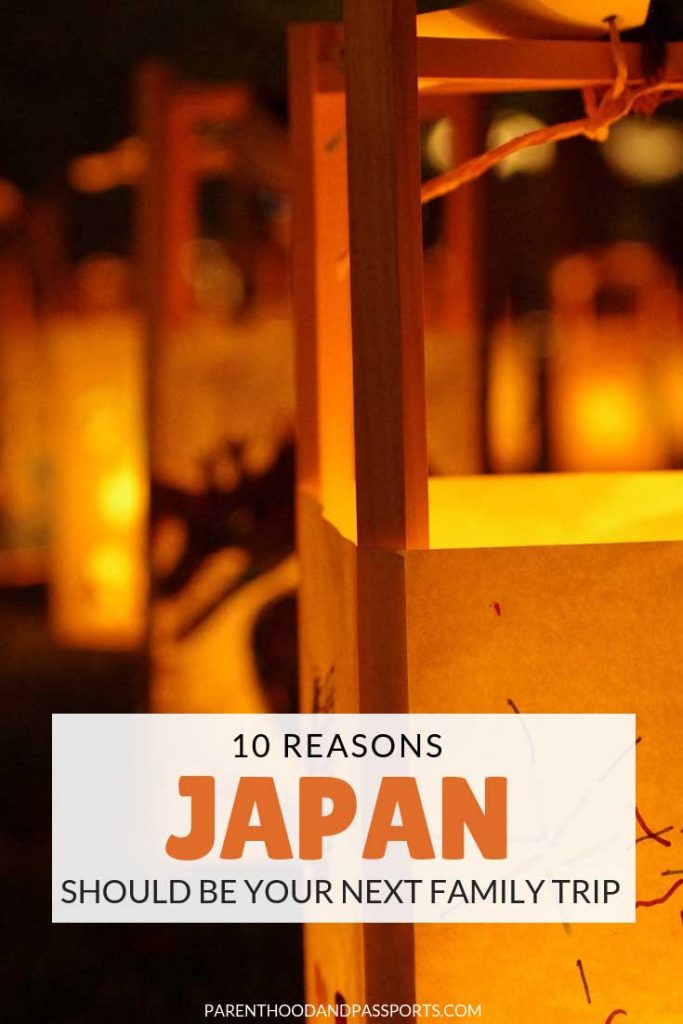 10 reasons Japan should be your next trip. Visiting Japan with kids is a memorable, fun, hands-on cultural lesson. Click through to find out why the whole family will fall in love with Japan.