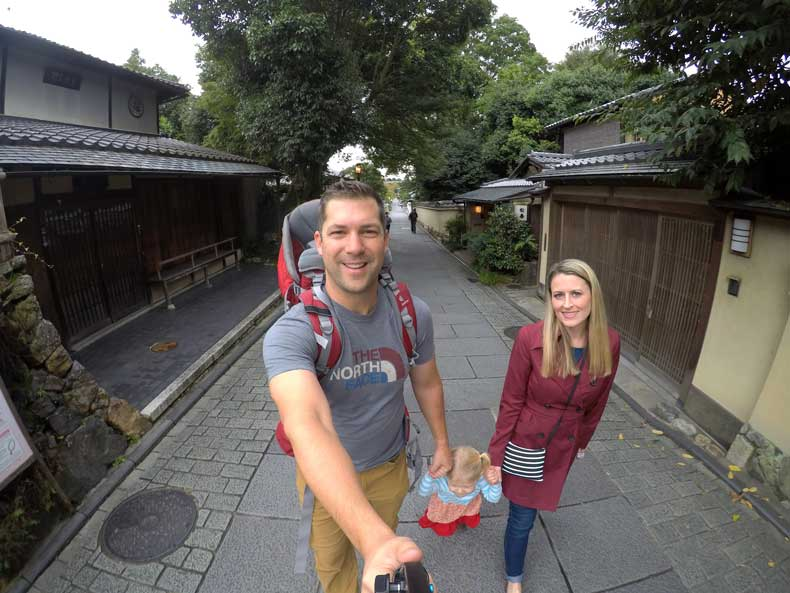 Kyoto-with-kids-itinerary - Parenthood and Passports