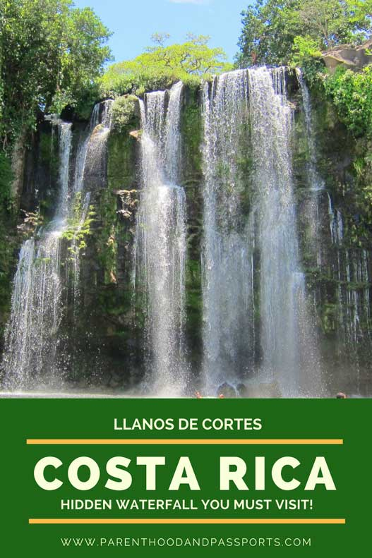 One of the best waterfalls in Costa Rica, Llanos de Cortes was once a hidden gem in Costa Rica. Visiting it is now easier than ever. Here are a few things to know about the Costa Rica waterfall just outside of Liberia.