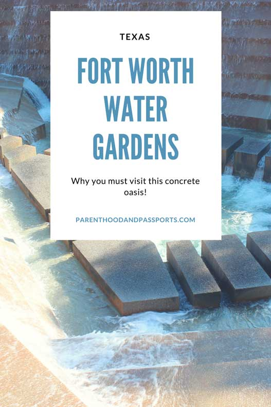 Fort Worth Texas Water Gardens