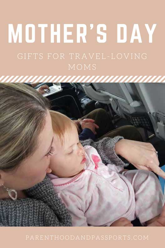Mother's Day gifts for traveling moms