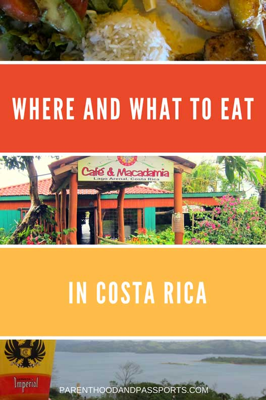 Where to eat in Costa Rica