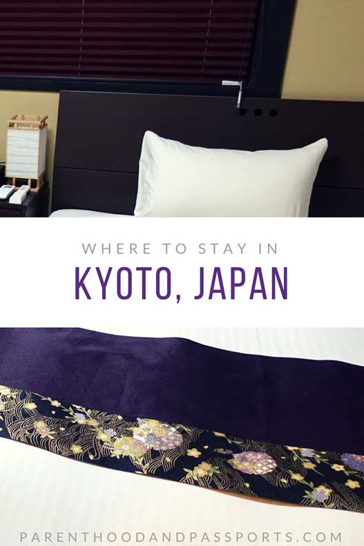 Where to stay Kyoto, Japan