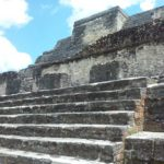 Mayan Ruins near Belize