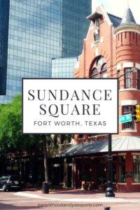 fort worth sundance square