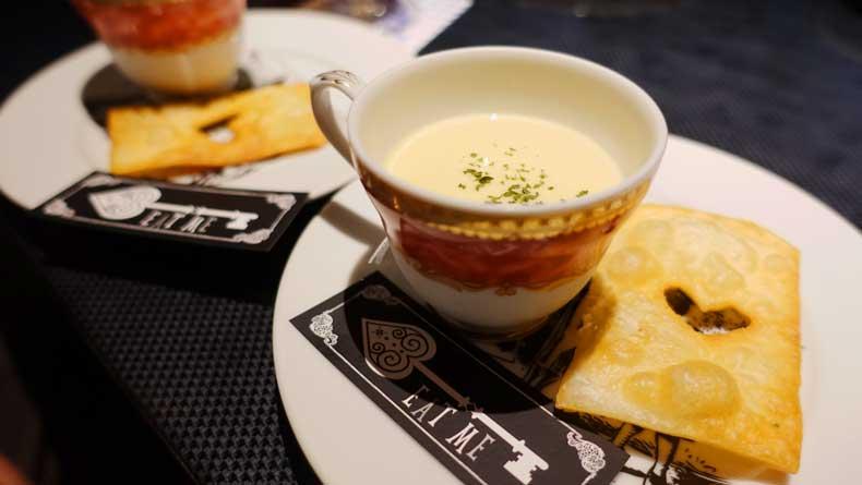 alice in wonderland restaurant tokyo