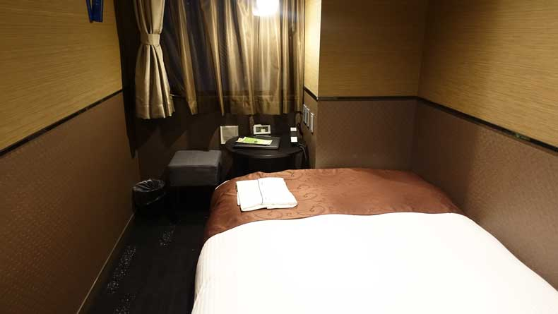 Where to stay in Tokyo - Hotel Abest