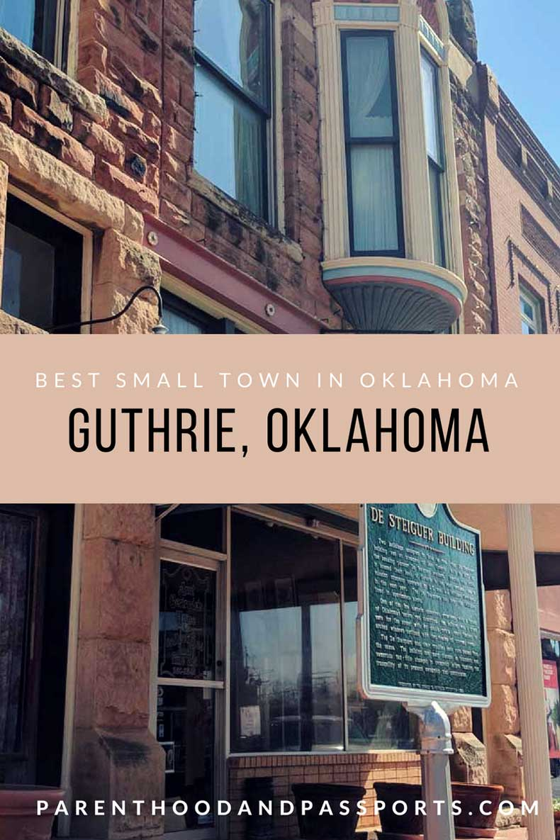 Why Guthrie Is The Best Small Town In Oklahoma