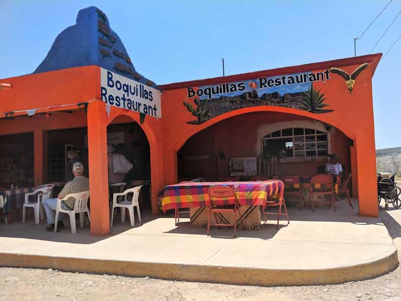 Boquillas del Carmen safe border town