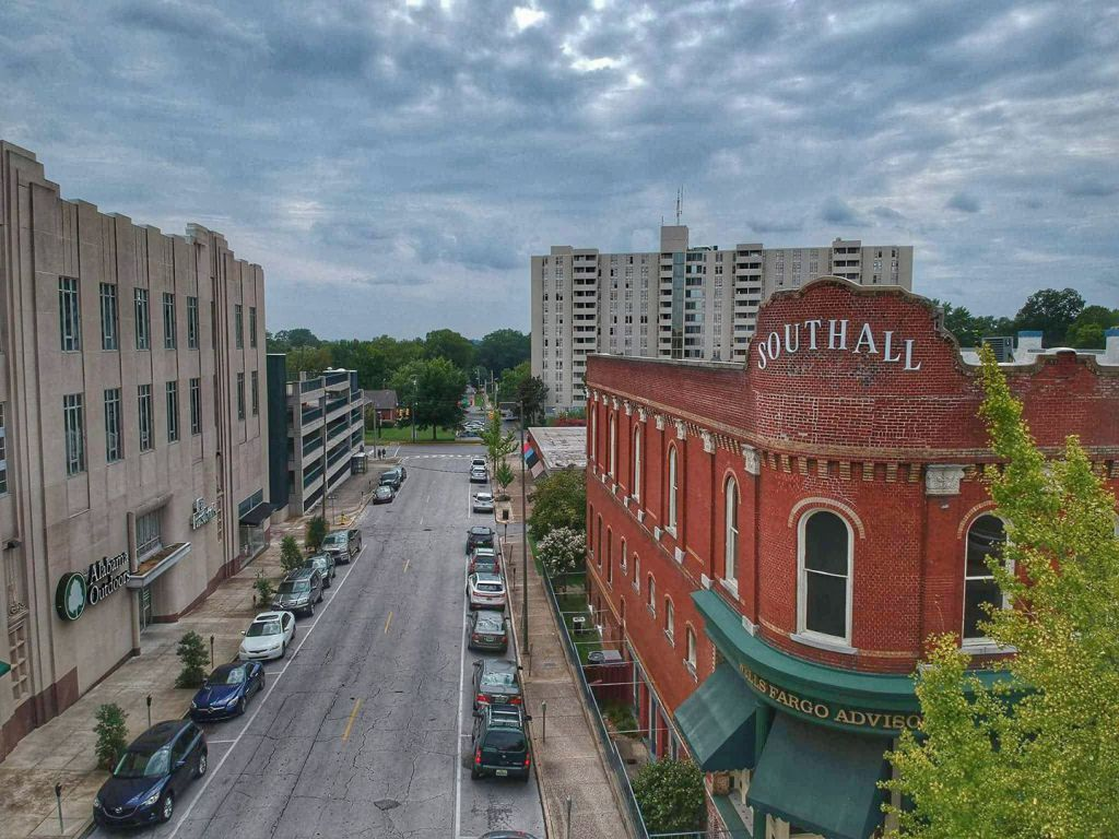 Top small towns in America - Florence Alabama