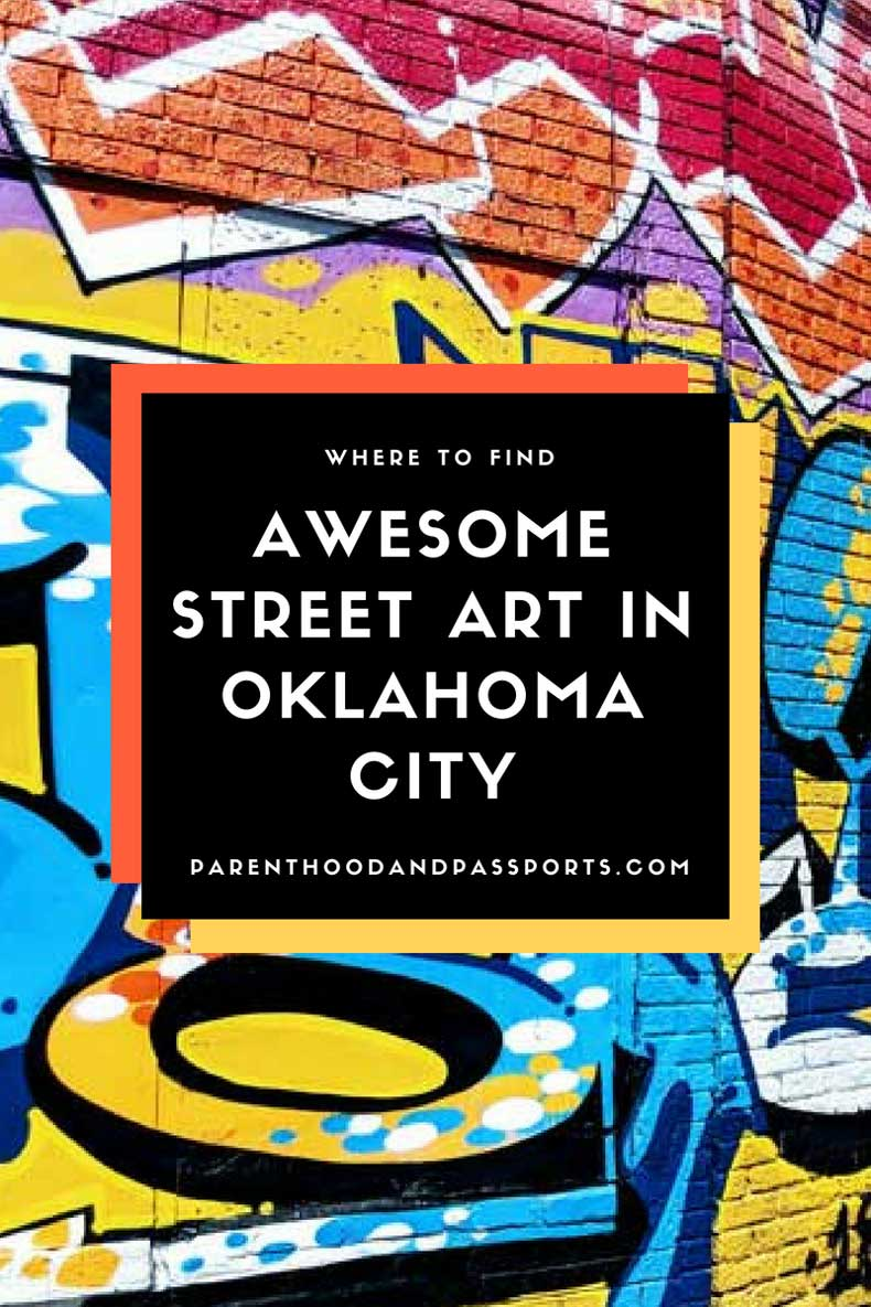 Best street art in Oklahoma City, Oklahoma