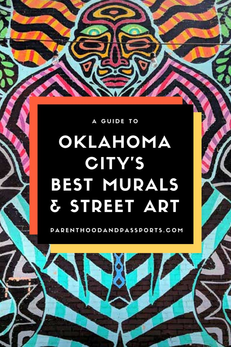 Where to find the best street art in Oklahoma City, Oklahoma