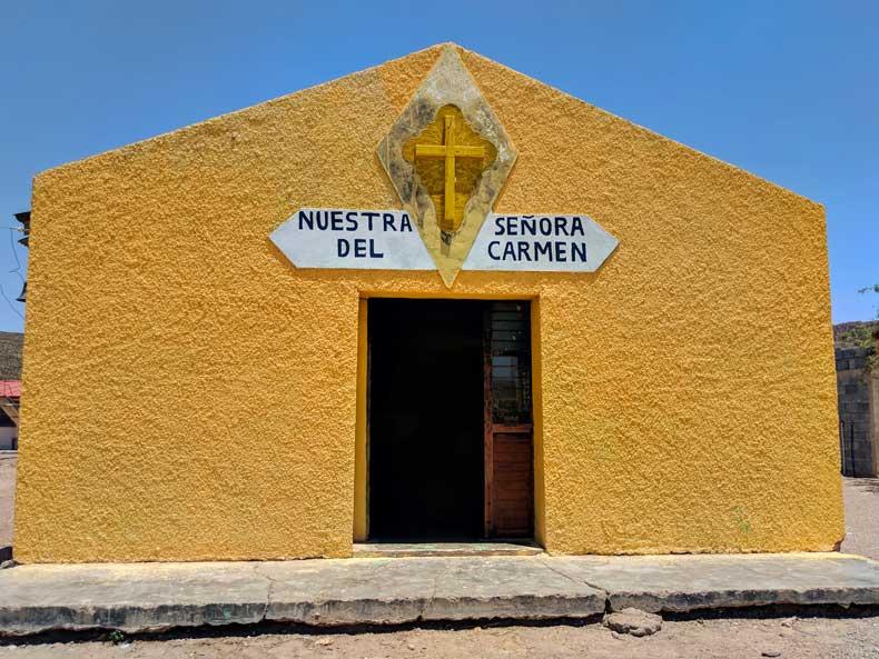boquillas del carmen mexico border town