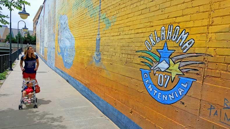 murals in oklahoma city bricktown