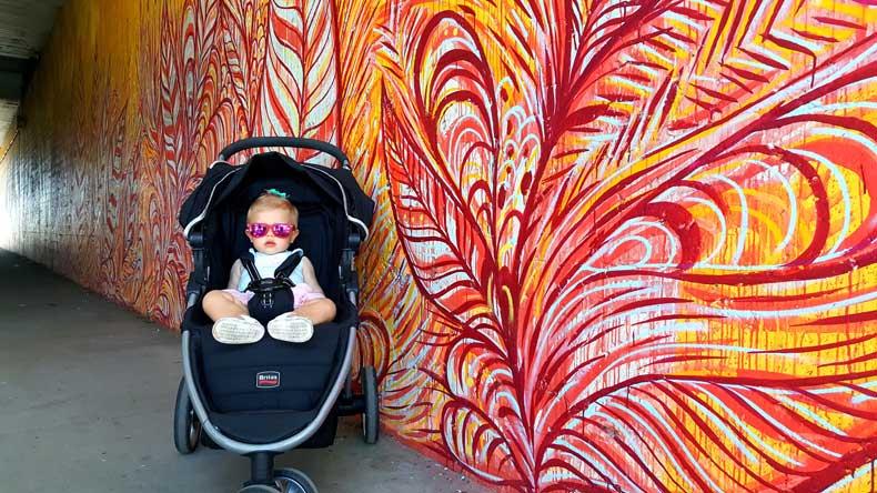 street art Bricktown OKC