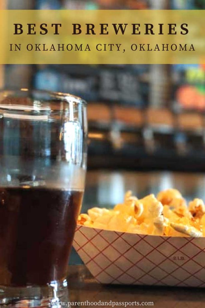 Best breweries in Oklahoma City, Oklahoma