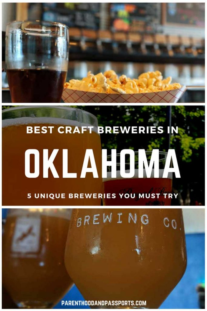 Best craft breweries in Oklahoma City