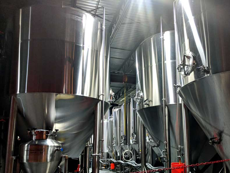 Coop Ale Works Brewery tours in Oklahoma City