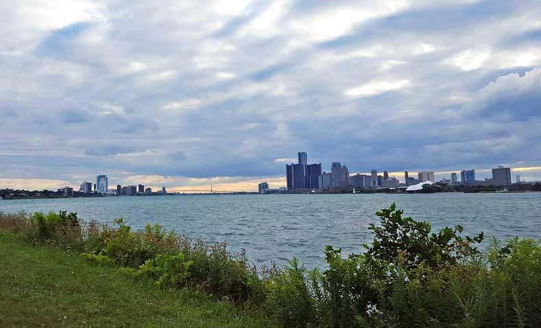 Detroit Michigan - lesser visited US cities that deserve more tourism