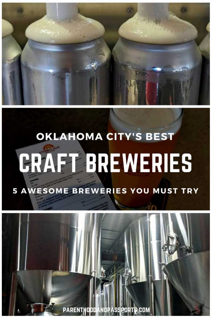 Oklahoma City's best craft breweries