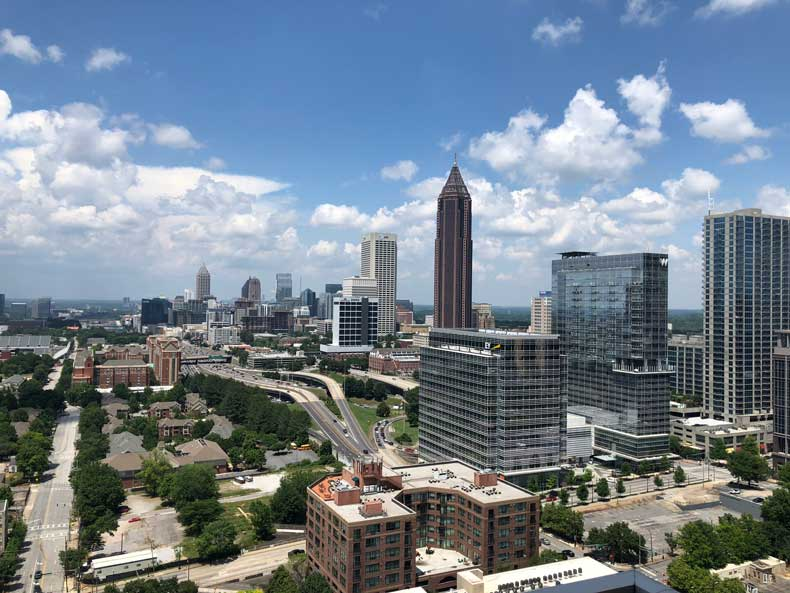 Overlooked US cities - Atlanta Georgia