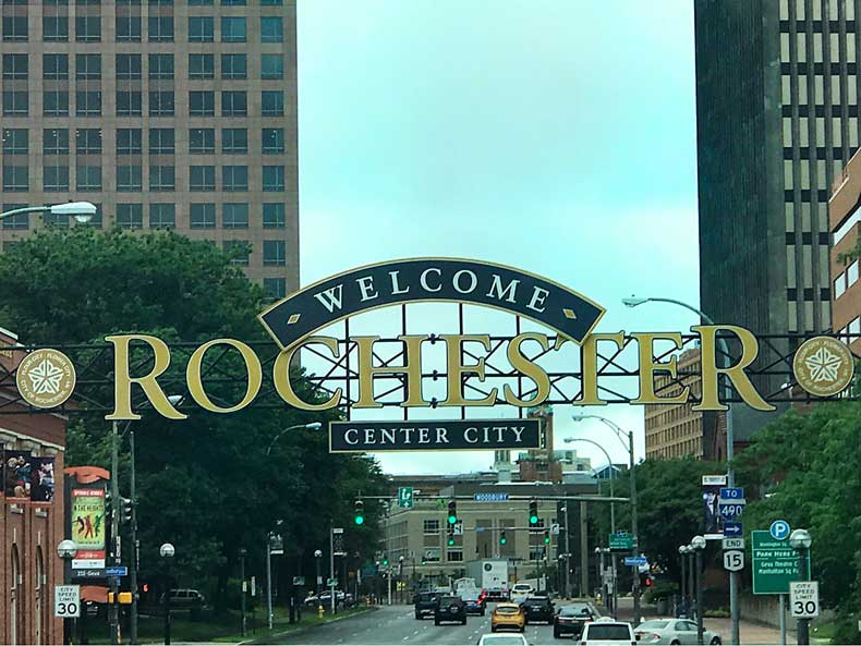 Rochester New York -underrated cities in the USA