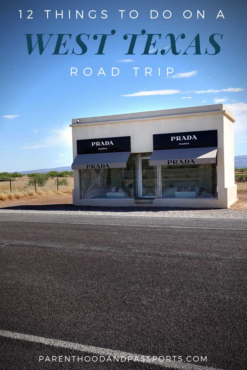 Things to do on a West Texas road trip