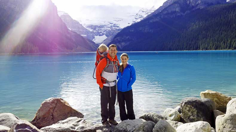 activities in banff in summer - lake louise