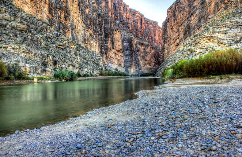 big bend saint elena canyon