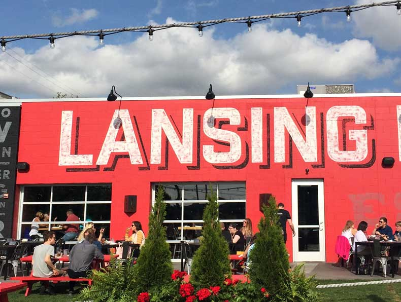lansing michigan - Underrated cities in the US
