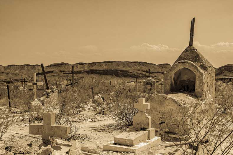 terlingua ghost town texas
