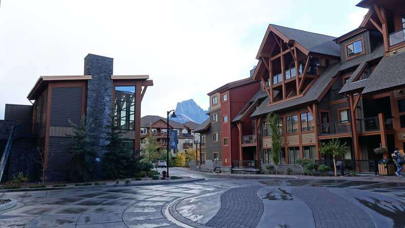 Where to stay in Banff Canada