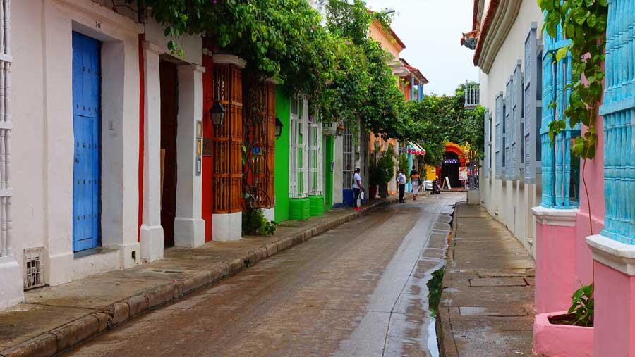Cartagena Walled City