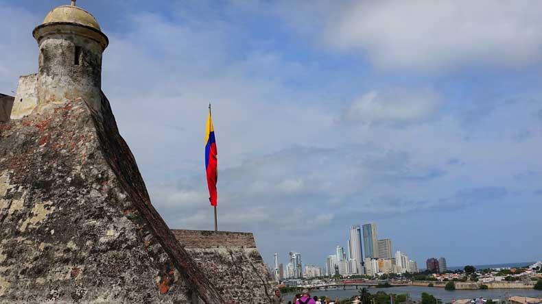Cartagena Castillo San Felipe de Barajas