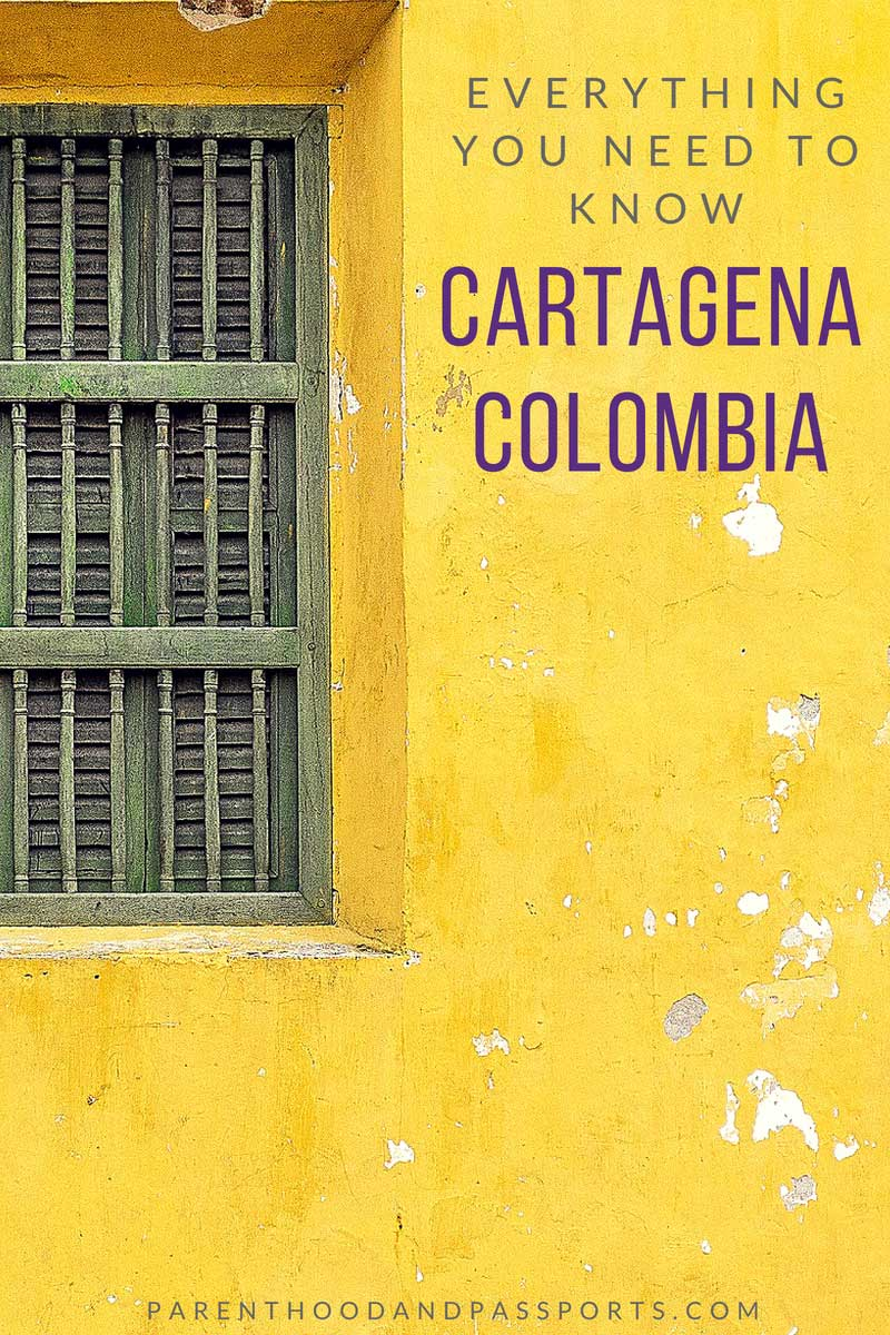 Travel guide Cartagena, Colombia. Travel tips and advice for visiting Cartagena Colombia in South America. This travel guide for Cartagena answers all your questions about safety, transportation, where to stay, what to eat, and the best beaches to visit.
