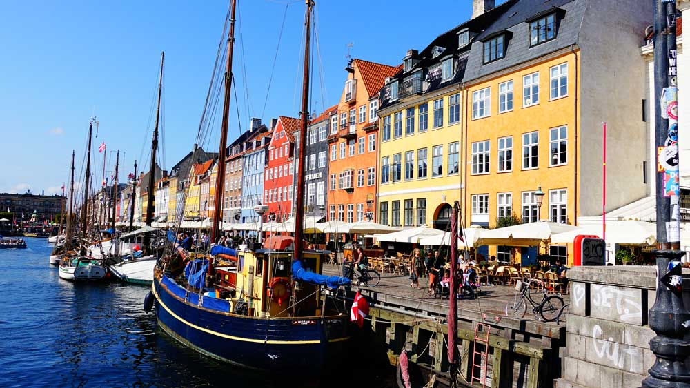 2 days in Copenhagen Nyhavn
