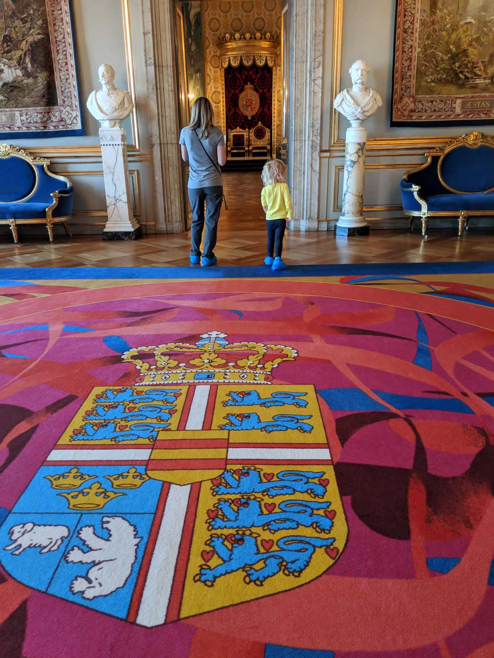 Christianborg Palace -2 day Copenhagen itinerary