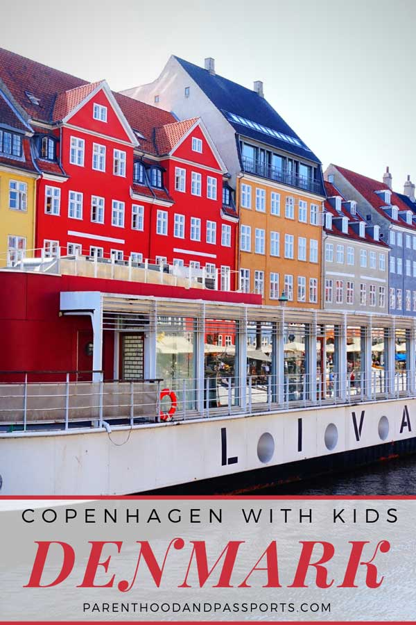 Copenhagen Denmark with kids