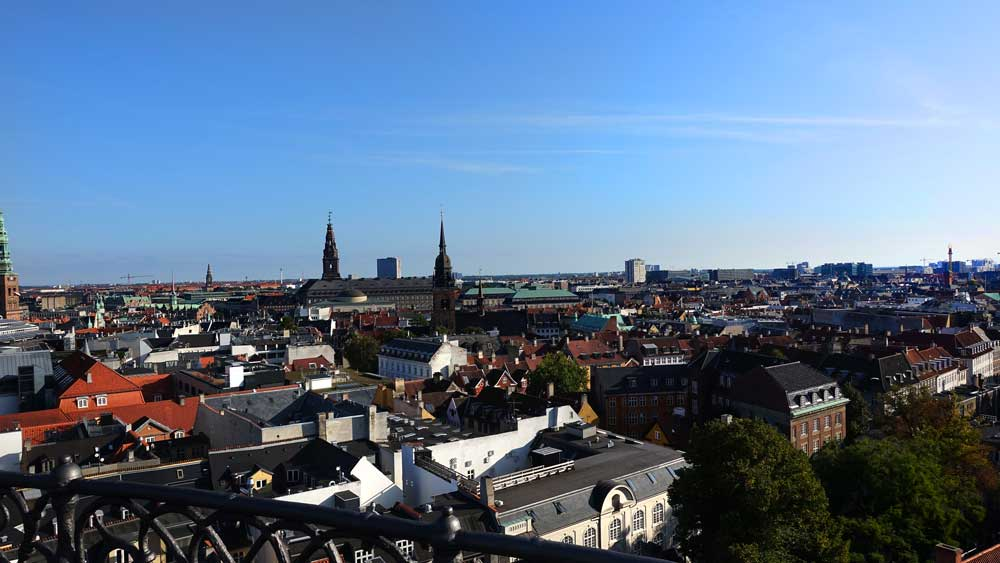 Round Tower Copenhagen 2 days