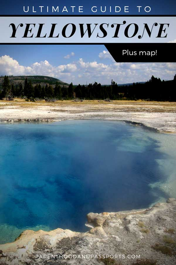 The ultimate guide to Yellowstone National Park - Yellowstone National Park is one of the most beautiful national parks in the United States. From geysers, to hot springs, to waterfalls, this guide shows you the best things to do in Yellowstone, and includes a detailed map of Yellowstone and suggested itineraries for one and two days in Yellowstone.