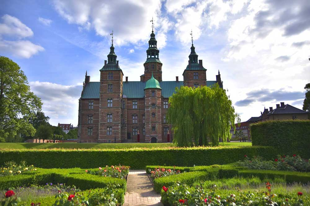 copenhagen with children rosenborg castle