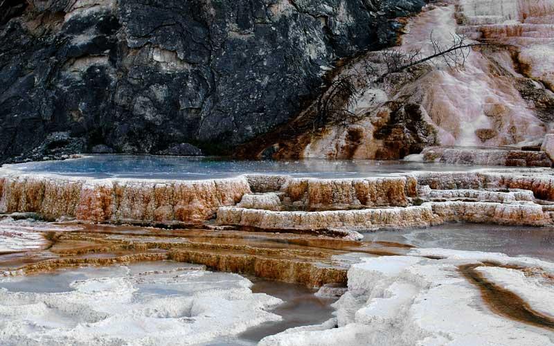 mammoth yellowstone things to do