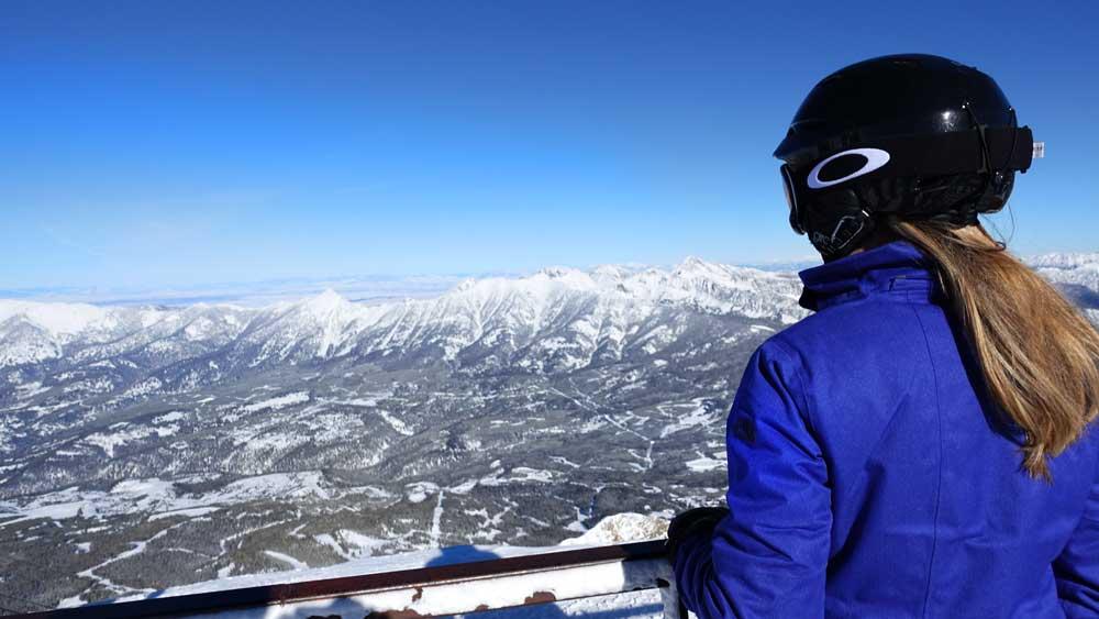 Big-Sky-Montana- where to ski the first time