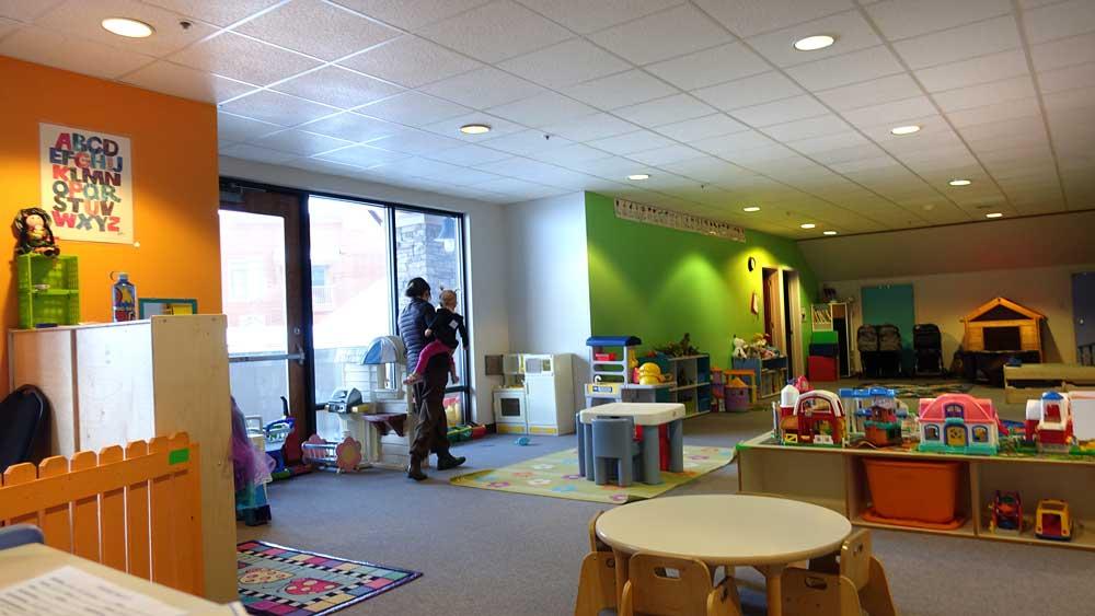 Big Sky Montana with kids child care