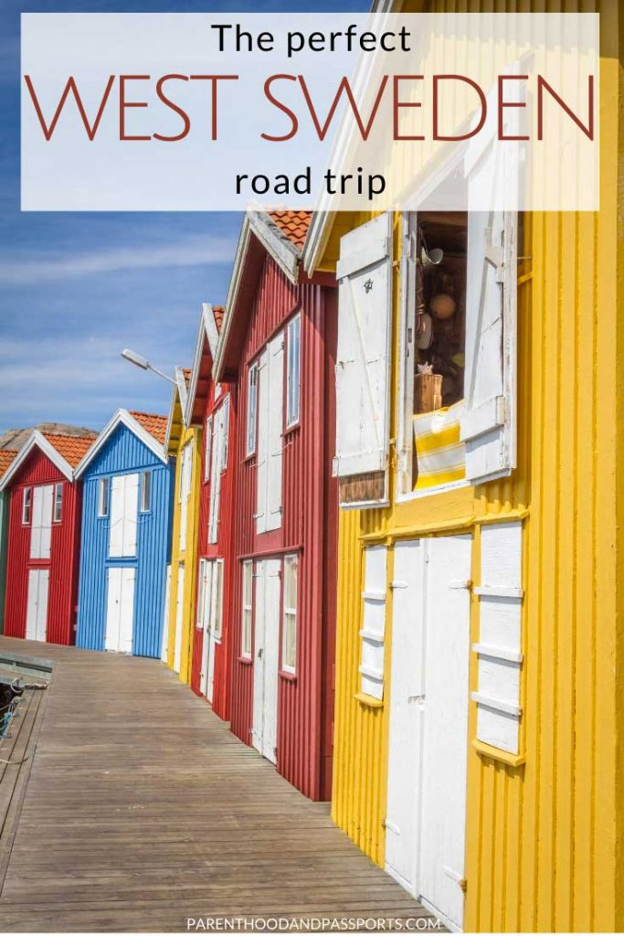 The ultimate West Sweden road trip. From Gothenburg to Fjallbacka and the Weather Islands, the West Sweden coast is a relaxing and magical experience. Here are the top things to do in West Sweden. This Sweden road trip itinerary makes for a perfect trip to get away from the big cities and escape the crowds. #sweden #westsweden #europe #europeroadtrip