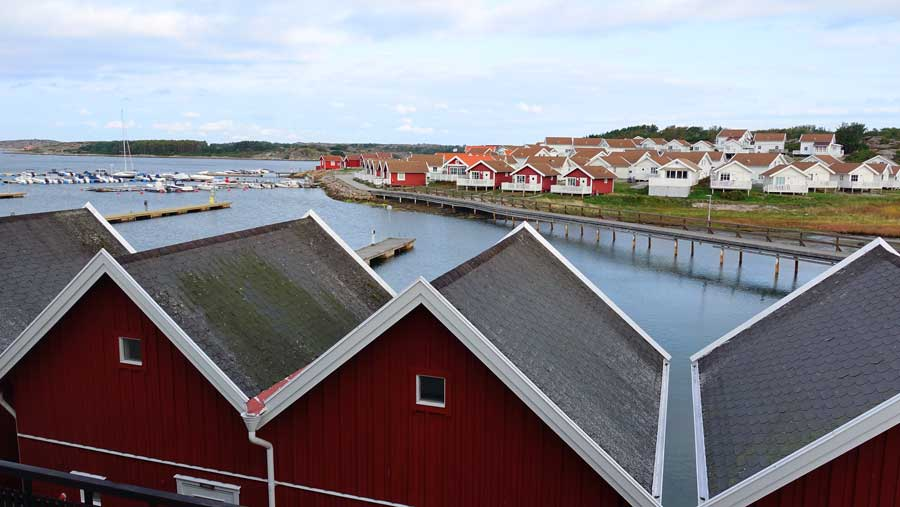 grebbestad sweden - copenhagen to oslo