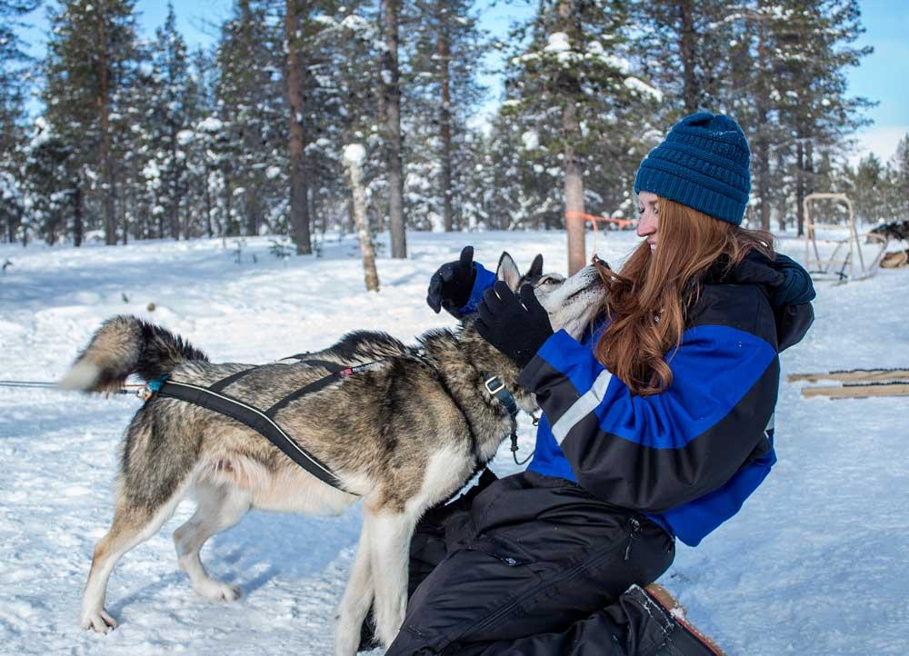 Lapland Finland winter wonderlands around the world