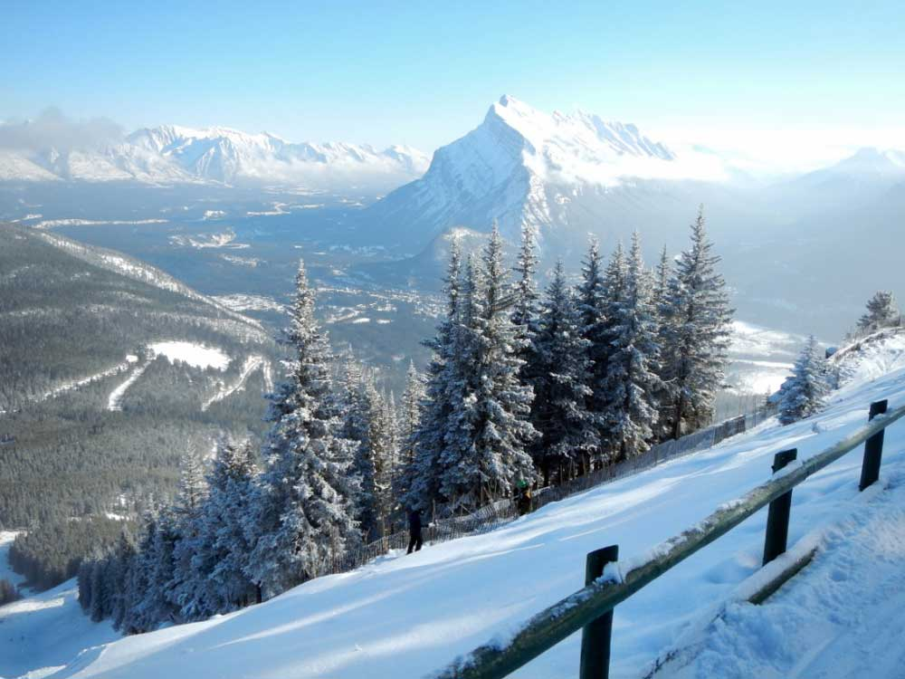 Visit Banff Winter
