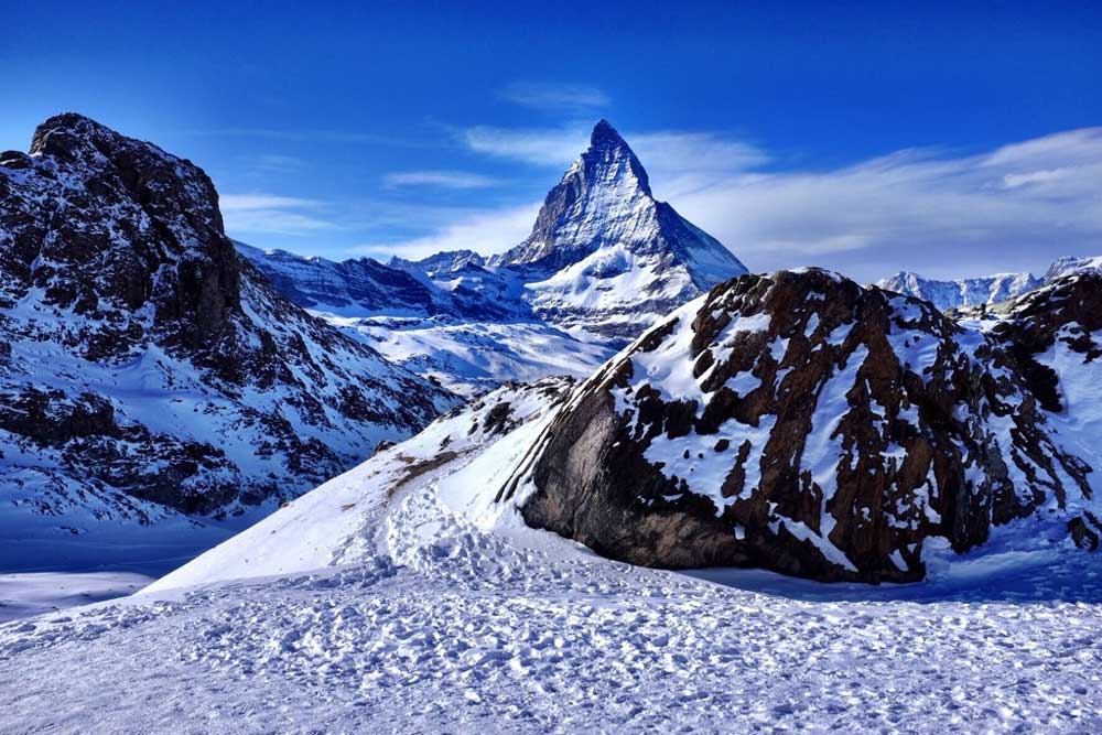 Winter wonderland -Zermatt Switzerland
